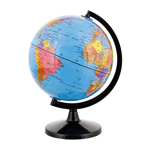 13 Inch Educational Globe