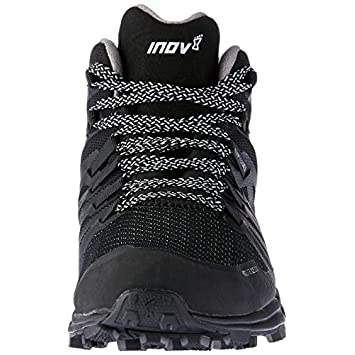 Inov-8 2017 Women s Roclite 325 GTX Trail Running Shoe – Black Grey – 000561-BKGY-M-01