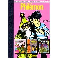 Philémon : L'Île des brigadiers, tome 7 - A l'heure du secondT, tome 8 - L'Arche duA, tome 9