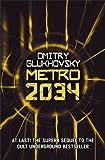 """""""Metro 2034"""" av Dmitry Glukhovsky"""