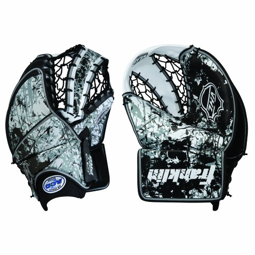 - Franklin Sports Hockey Goalie Glove - NHL - 13 Inch - GB 1300 Catch Glove