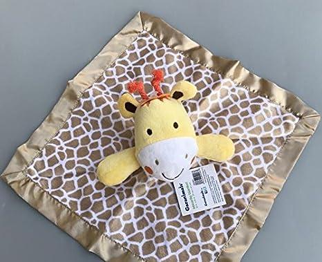 Tery Toalla Appease de Seguridad para Bebés Toalla de Mano de Zebra Toalla de algodón de Juguete Suave Consolador de bebé Juguetes de Peluche Cute ...