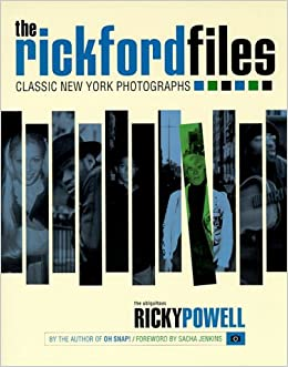 Book The Rickford Files: Classic New York Photographs