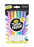 Crayola Erasable Highlighter Pens, 58-6504-E-000, White