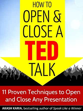 speech analyses to tedtalks 5 ted talks to watch before your next interview by lily zhang have a question about job search to reconcile this, here are five fabulous ted talks that are both enjoyable to watch and useful in helping you prepare for your next big interview 1.