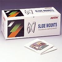 Matin ABS Plastic Slide Mounts 6x7-50 pcs
