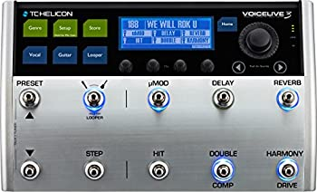 Vocal Effects Processors