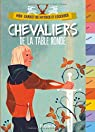 Chevaliers de la table ronde par Clavel