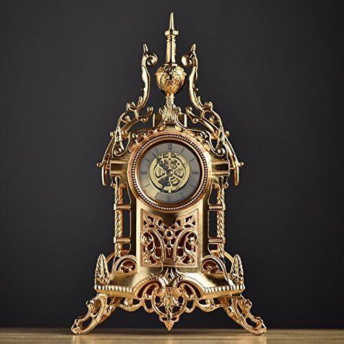 MIWENDecoración de Lujo de Lujo Decorativos Relojes de Mesa de ...