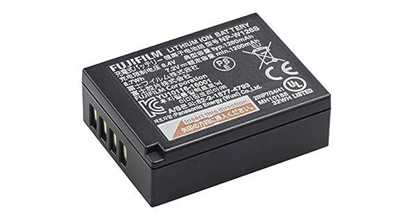 Amazon.com: Fujifilm NP-W126S Batería recargable de ...