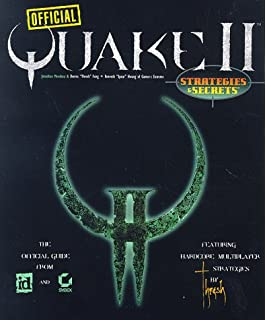 Quake Authorized Strategy Guide (Official Strategy Guides