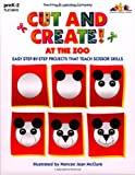 Cut and Create! At the Zoo, , 1573100102