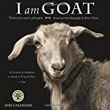 img - for I Am Goat 2018 Wall Calendar: Animal Portrait Photography and Wisdom From Nature's Philosophers book / textbook / text book