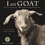 I Am Goat 2018 Wall Calendar