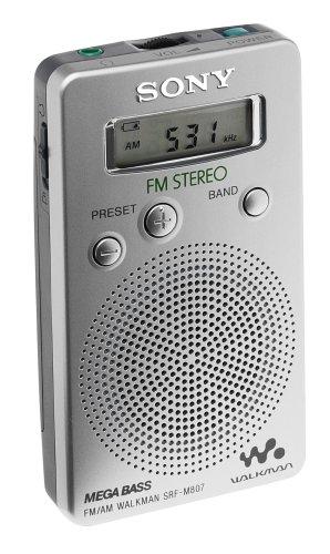 Sony SRF-M 807 - Radio