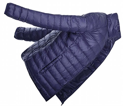 Puffer today Stand Collar UK 3 Down Jacket Packable Weight Men's Light gFwUxRwq