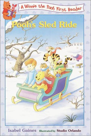 Pooh's Sled Ride (Disney First Readers) pdf