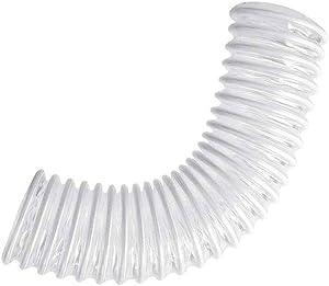 "CGYGP Lower Duct Hose Replacement 1-1/2"", Floor Lower Nozzle Hose for Shark Rotator Vacuum Cleaner Nv341, Nv470, Nv472, Nv500, Nv500Co, Nv500Gd, Nv501, Nv552, Uv560"