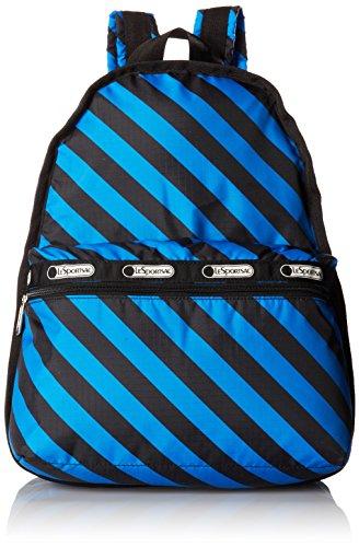 LeSportsac Basic Backpack, Ace Stripe, One Size by LeSportsac