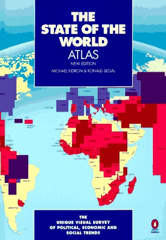 The State of the World Atlas (Penguin Reference Books.)