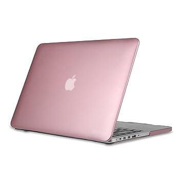 Fintie Funda para MacBook Pro 13 Retina - Súper Delgada Carcasa Protectora de Plástico Duro para Apple MacBook Pro 13.3