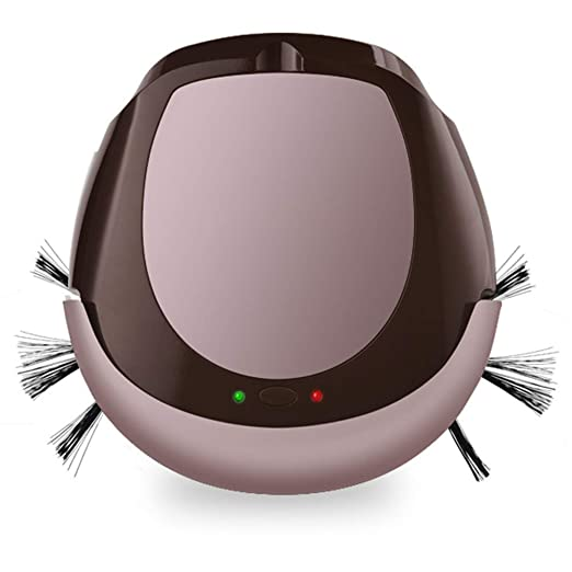 RJJBYY Robot Aspirador, Aspirador Inteligente para El Hogar ...