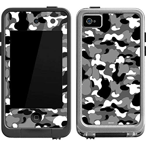 Skinit Neutral Street Camo LifeProof fre iPod Touch 4th Gen Skin for CASE - Originally Designed Skin for Popular Cases Decal - Ultra Thin, Lightweight Vinyl Decal - Case 4 Ipod Camo Lifeproof