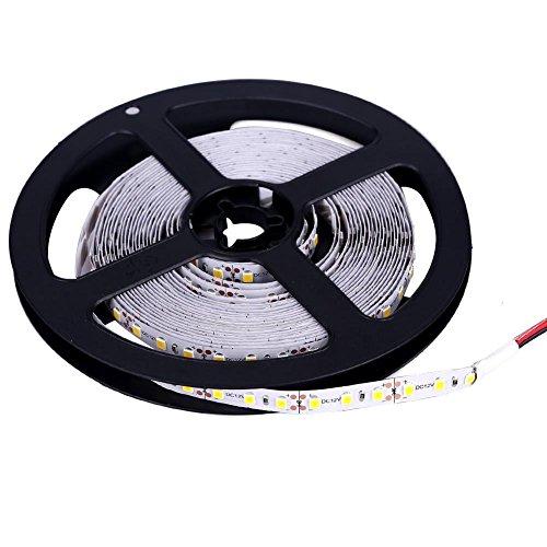 5M 600leds 2835SMD LED Strip High Brightness Nonwaterproof DC 12V 120 leds/m Diode Tape Super