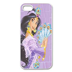 Jasmine Princess Design Plastic Case For Iphone 5 5s iphone5-New091