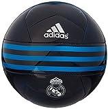 Performance Real Madrid Soccer Ball, Night Indigo/Bright Blue/White/Silver