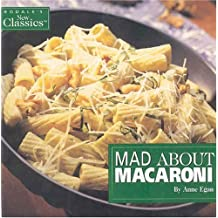 Mad About Macaroni (New Classics) by Anne Egan (2002-03-26)