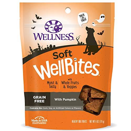 Wellness 89168 Wellbites Pumpkin Snack, One Size
