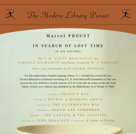 In Search of Lost Time: Proust 6-pack (Proust Complete)