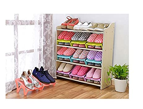 thick double shoe racks modern cleaning storage shoes rack living room convenient shoebox shoes organizer stand