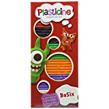 Plasticine Basix 6 Colour Pack (One Supplied)