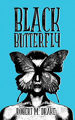 Black ButterFly by Vintage Wild