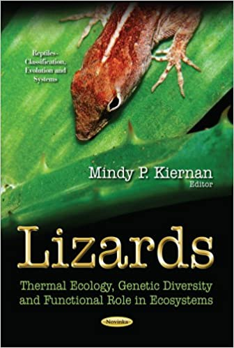 LIZARDS THERMAL ECOLOGY GENETIC DIVE (Reptiles--Classification, Evolution, and Systems)