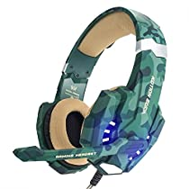 EasySMX KOTION EACH G9000 Stereo Gaming Headset (Varios Colores)