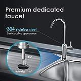 Waterdrop 10UB Under Sink Water Filter System, 8K