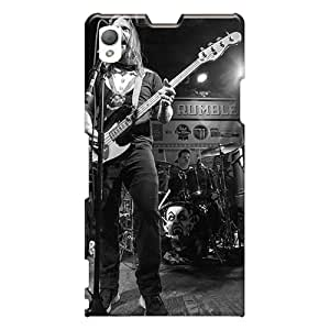 Sony Xperia Z1 ZJR303RVtW Customized Nice Michael Stipe Series Scratch Resistant Cell-phone Hard Covers -CristinaKlengenberg