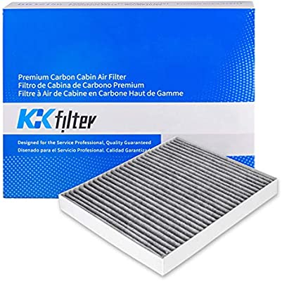 Kkfilter Fresh Breeze Cabin Air Filter Replacement For Cf12150 Fit