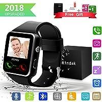 Bluetooth Touchscreen Smartwatch Waterproof Compatible Price