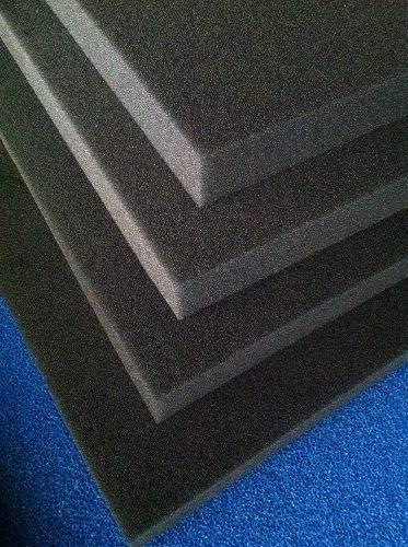 Pondlife Filterschaum blau 50x50x3 cm zur optimalen Verwendung als Filtermedium in Teichfiltern PPI PPI10 grob