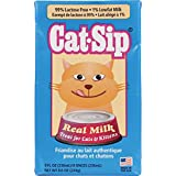 Cat Sip Real Milk Treat for Cats and Kittens