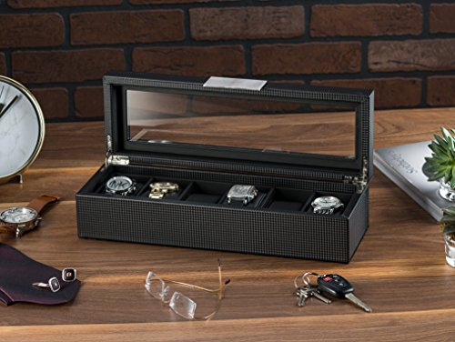 Review Glenor Co Watch Box