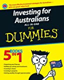 img - for Investing for Australians All-in-One For Dummies book / textbook / text book