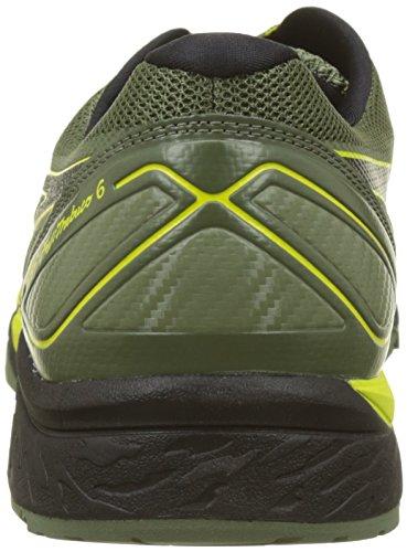 Trail Clover black fujitrabuco Da Uomo Gel 6 Asics four 8990 Leaf Scarpe Giallo Spring Running sulphur wHAq6wX5
