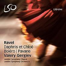 Ravel: Daphnis et Chloé - Pavane pour une infante défunte - Boléro (Special Edition) [Hybrid SACD + DVD]