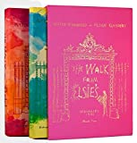img - for The Walk To Elsie's (Authors' Edition): A Loving Memory of Elsie de Wolfe entrusted to the Authors and Illustrated by Tony Duquette (Hot Pink Slipcase) book / textbook / text book