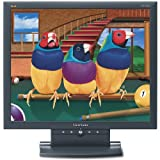 ViewSonic VA702B 17-inch LCD Monitor (Black)
